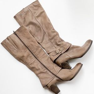 Chinese Laundry Tall Tan Boots